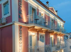 7 Brothers Hotel, hotel in Poros