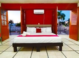 Hotel Murallas 231, hotel en Campeche