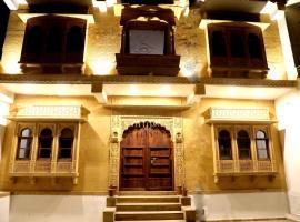 Hotel Pushkar Golden Haveli, hôtel à Pushkar