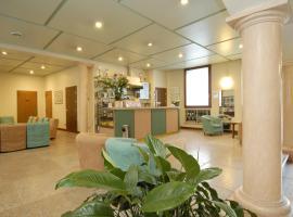Albergo Bianchi Stazione, hotel in Mantova