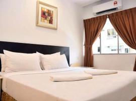 Promenade Service Apartment, budget hotel in Kota Kinabalu