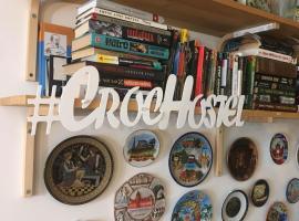 Hostel Croc, отель в Красногорске