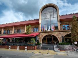 Kecharis Hotel and Resort, отель в Цахкадзоре