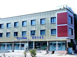 Hotel Krishna by KeyMagics, hotel near MNIT Jaipur, Jaipur