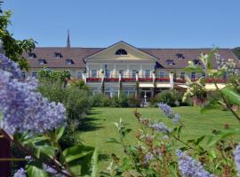 Kurpark-Hotel, hotel in Bad Dürkheim