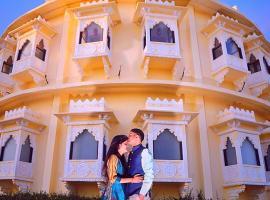 Rasik Priya Resort By ShriGo Hotels, hotel with jacuzzis in Udaipur