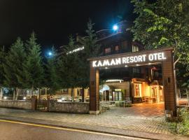 Resort Kaman Hotel, отель в городе Узунгёль