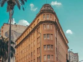 Sul América Palace Hotel, hotel perto de Museu de Inhotim, Belo Horizonte