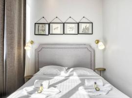 CMG Butte Montmartre Ravignan I, hotel in Paris