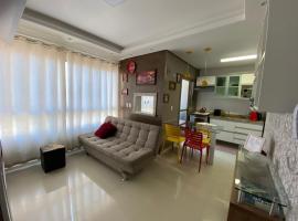 Apartamento 2 quartos a 2 quadras da praia, self catering accommodation in Capão da Canoa