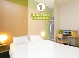 B&B Hôtel Marne-la-Vallée, מלון בבוסי-סן-ז'ורז'