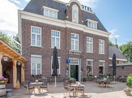 Hotel de Abdij, hotel in Roermond