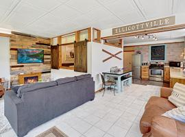 The Maples w/ King Bed, apartment in Ellicottville