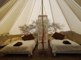 Hidden Valley Andalucia, glamping site in Alora