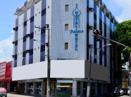 Natal Palace Hotel, hotel near Alberto Maranhão Theatre, Natal