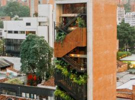 The Somos Hotel, hotel in Medellín