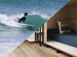 TAKE SURF Hostel Conil, capsule hotel in Conil de la Frontera