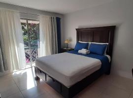 Comfy and Convenient Studio in New Kingston, apartment in Kingston