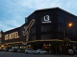 U3 HOTEL, hotel near Sultan Abdul Aziz Shah Airport - SZB,