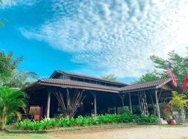Coconut Beach Villa Langkawi, hotel in Pantai Cenang