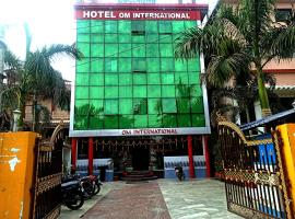 Hotel Om International, hotel in Bodh Gaya