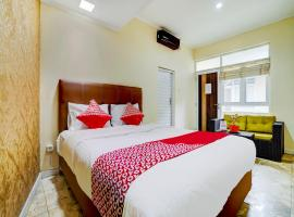 OYO 90140 Nginep Yuuk Guest House, hotel in Cirebon