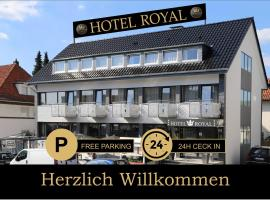 Hotel Royal, hotel in Bad Salzuflen