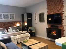 HOMELY LOFT PLAZA MAYOR, apartment in Madrid