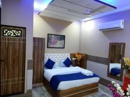 MAAN Hotel and Restaurant, room in Alwar