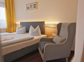 Hotel Am Wasser, hôtel à Breege