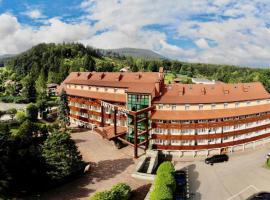 SPA Hotel Jawor – hotel w pobliżu miejsca Ośrodek narciarski Czyrna-Solisko w mieście Jaworze