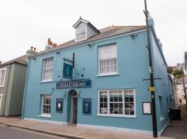 The Seale Arms, inn in Dartmouth