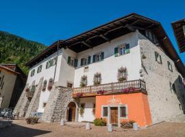 Palazzo Lodron Bertelli. Dimora Storica & Spa, hotel a Caderzone
