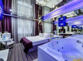 Gipnoz Aviamotornaya, hotel in Moscow