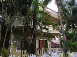 Rosean Homestay Self Service Apartments, apartment in Candolim