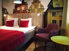 Central Hotel, hotel near Skansen Open-Air Museum, Stockholm