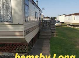 E2 Hemsby beach caravan, holiday park in Great Yarmouth