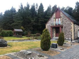 Struan Coach house in gated residence, apartment in Stirling