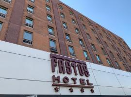 Fastos Hotel, отель в городе Монтеррей