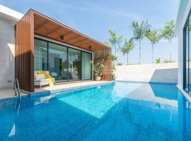 Movenpick Luxury Villa1FL-Private Pool-SHA CERTIFIED, hotel in Na Jomtien