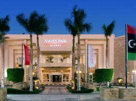 Swiss Inn Resort Hurghada, hotel in Hurghada