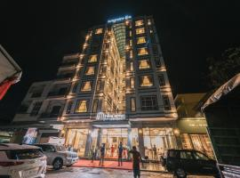 Twin Hotel, hotel in Kampot
