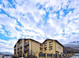 Альпийская сказка Плюс, отель в Эстосадке