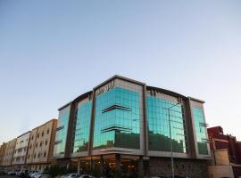 Arto Aparthotel, hotel perto de Centro Internacional de Convenções e Exposições de Riade, Riyadh