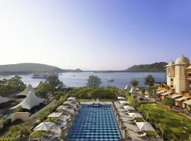 The Leela Palace Udaipur, accessible hotel in Udaipur