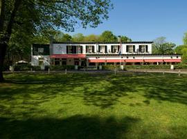 Nol in 't Bosch, hotel near Arnhem Velperpoort Station, Wageningen