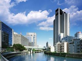 APA Hotel Osaka Higobashi Ekimae, hotel in Osaka