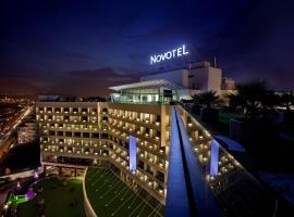 Novotel Visakhapatnam Varun Beach, hotel in Visakhapatnam
