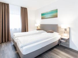 Köln 2020, hotel near BayArena, Cologne