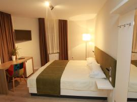 Hotel-Restaurant Entrada, budget hotel in Bielefeld